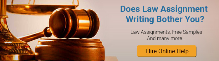 Law Essays Writing Online